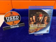 Blu-ray Pirates of the Caribbean Curse of the Black Pearl