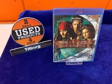 Blu-ray Pirates of the Caribbean Dead Man's Chest