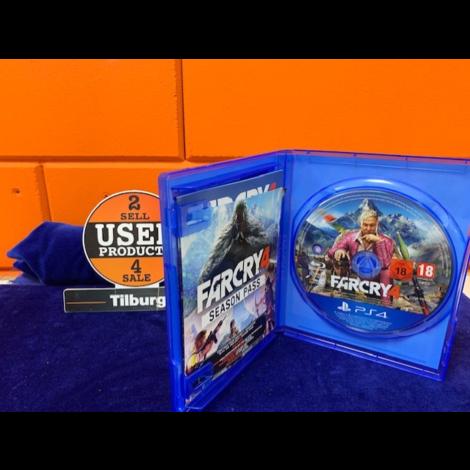 Ps4 Far Cry 4    Incl. garantie