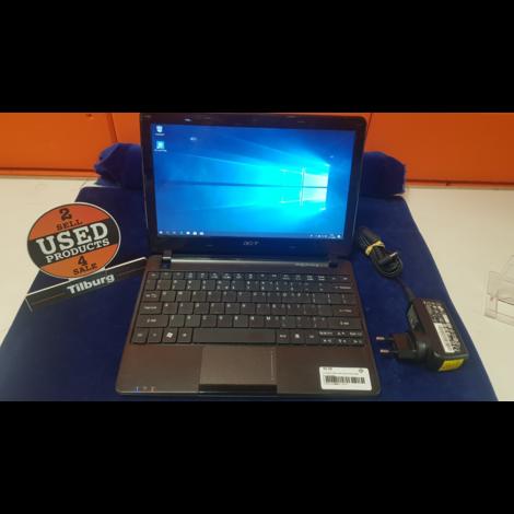 Acer Aspire One met Lader  | Incl. garantie