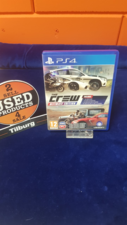 Ps4 The Crew Ultimate Edition || Incl. Garantie