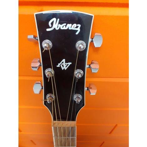 Ibanez AW70-BK + standaard || Incl. garantie