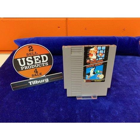 NES Super Mario en Duck Hunt || Incl. garantie