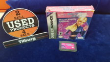 Gameboy Advance Barbie Secret Agent met Doos || Incl. garantie