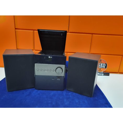 LG Micro Hi-Fi System CM 1560 met afstandsbediening | Incl. garantie