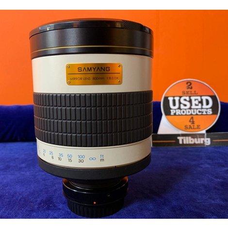 Samyang Lens 800mm F8.0 In Doos || Incl. garantie