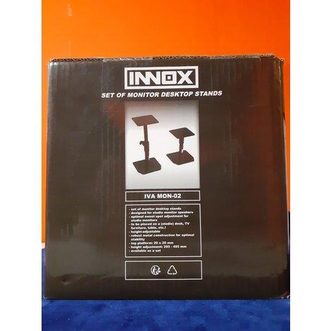 Innox set of monitor desktop stands nieuw in doos met factuur || Incl. garantie