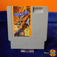 Shock Wave USA Version Voor De NES
