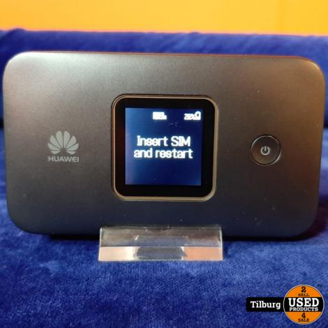 Huawei e5785 simvrij 4G wireless modem    Incl. garantie