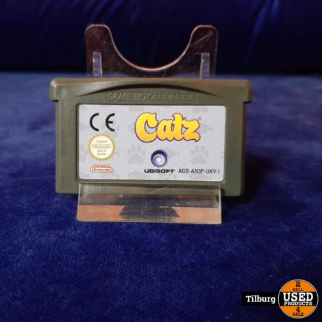 Gameboy Advance Catz || Incl. garantie