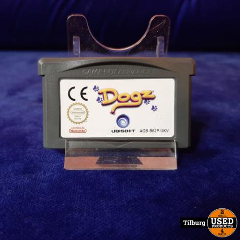 Gameboy Advance Dogz    Incl. garantie
