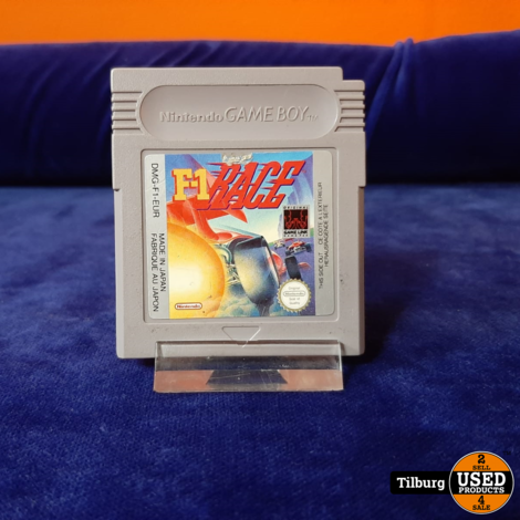 Gameboy F1 Race || Incl. garantie