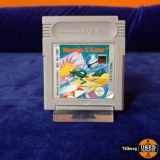 Gameboy Revenge of the Gator || Incl. garantie