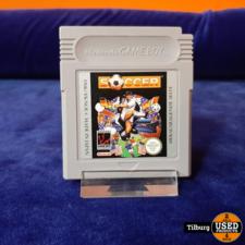 Gameboy Soccer    Incl. garantie