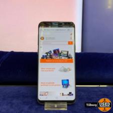 Samsung Galaxy S8 Plus 64GB met oplader    Incl. garantie