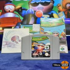 South Park rally N64 in doos ||met garantie||