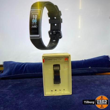 Huawei Band 3 Pro Nieuw in doos