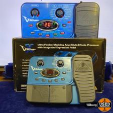 Behringer V-Amp Pedaal in Doos