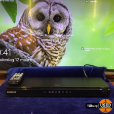 Samsung blu-ray 3D BD-D5500 met afstanbeding en kabels || Incl garantie