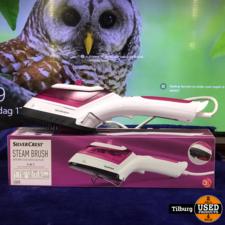 Silver crest  steam brush  IAN36714-SDRB1000B1 || Incl garantie