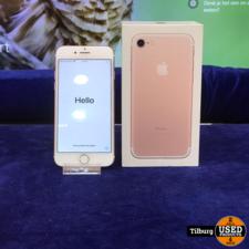 Apple Iphone 7 128gb rose in doos || Incl garantie