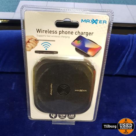Maxxter Wireless Charger || Nieuw
