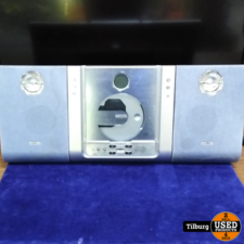 Philips mc230/22 Radio-CD-speler Stereo