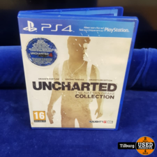 Ps4 Uncharted The Nathan Drake Collection || Incl. garantie