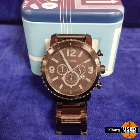 Fossil BQ1652 Horloge met Doos || Incl. garantie