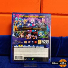 playstation 4 Dragonball Fighter z