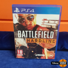 Ps4 Battlefield Hardline || Incl. garantie