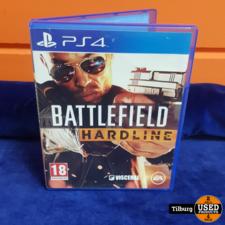 PS4 Battlefield Hardline || Incl.Garantie