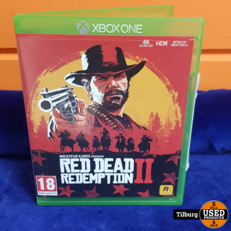 Xbox One Red Dead Redemption 2 || Incl. garantie