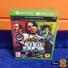 Xbox One Red dead redemption Game of the Year Edition    Incl. Garantie