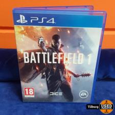PS4 spel Battlefield 1 || Incl. garantie