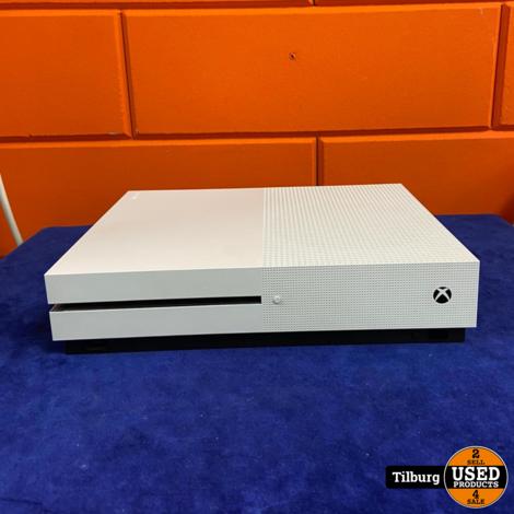 Microsoft Xbox One S 500 GB Compleet in Doos met Controller || Incl. Garantie