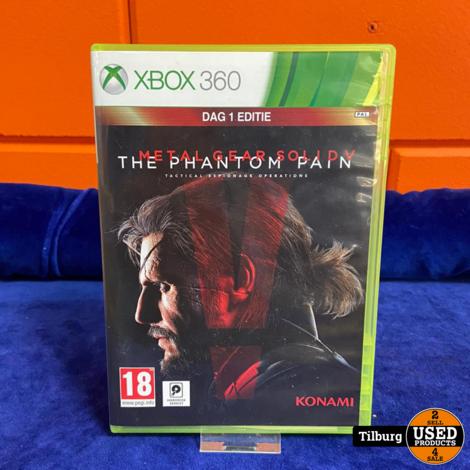 Metal Gear Solid V The Phantom pain || incl Garantie