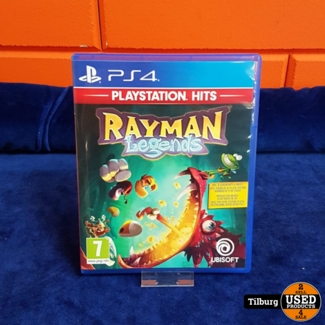 Sony Ps4 Rayman Legends || incl Garantie