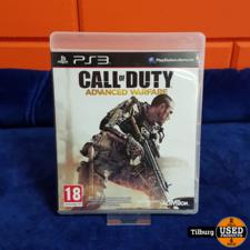 Sony Ps3 Call of Duty Advanced Warfare || incl Garantie