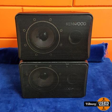Kenwood CM-5 Speakerset    Incl Garantie