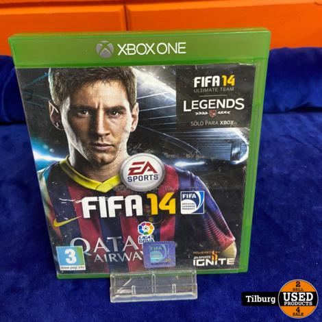 Xbox one Fifa 14 || incl Garantie