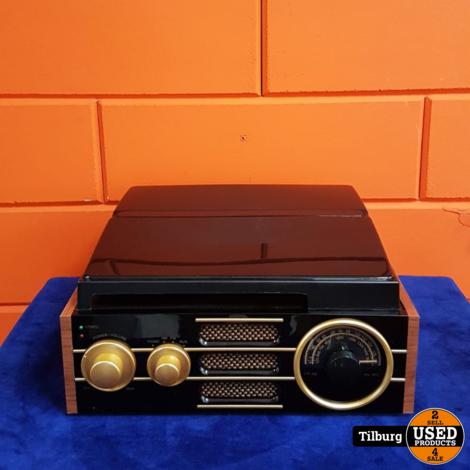 BigBen Sound TD101 ZGAN in Doos || Incl Garantie