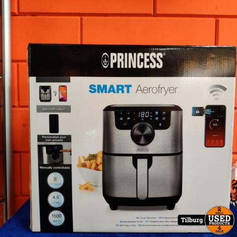 Princess Smart Aerofryer zgan in doos
