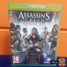 Xbox One Assassin's Creed Syndicate    Incl. garantie