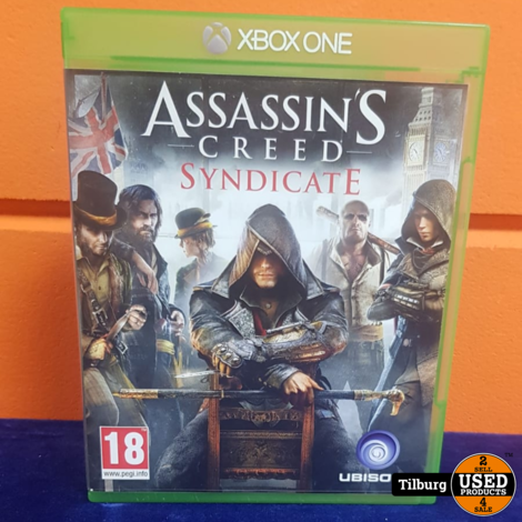 Xbox One Assassins Creed Syndicate || Incl.garantie