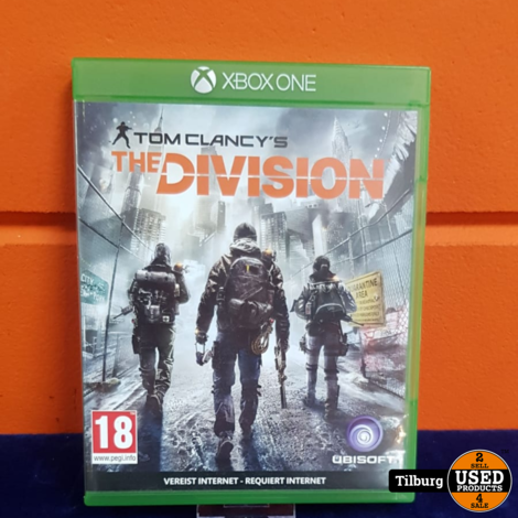 Xbox One Tom Clancy's The Division || Incl. garantie