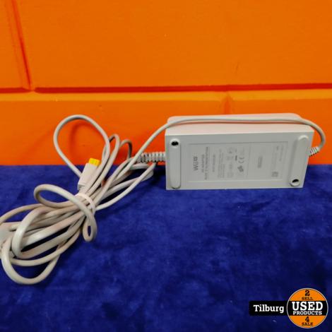 Nintendo Wii U adapter    Incl. garantie