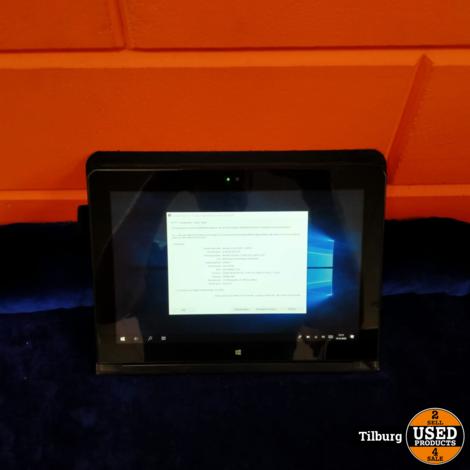 Lenovo Thinkpad Windows Tablet in Keyboard Hoes Met Adapter