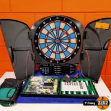 Electronisch Dartbord + Accessoires    Incl. garantie