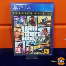 PS4 Grand Theft Auto 5 Premium Edition || Incl. garantie